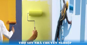 thợ sơn nhà tại quận bình dương chuyên nghiệp